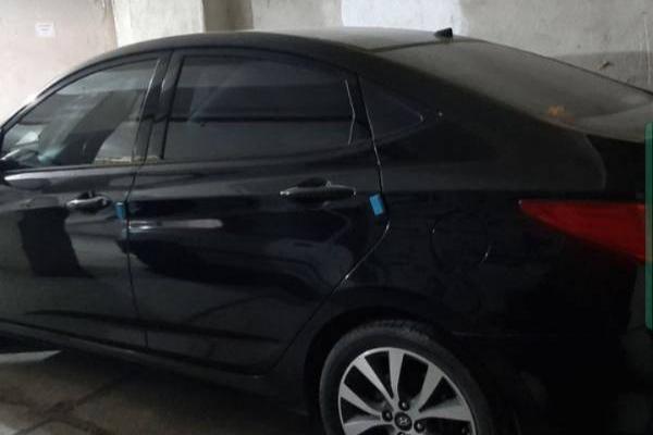خرید خودرو هیوندای اکسنت وارداتی ساده - 2015