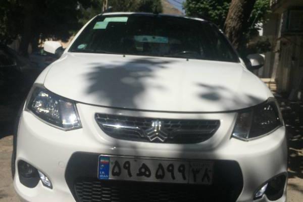 خرید خودرو کوییک اتوماتیک پلاس - 1398