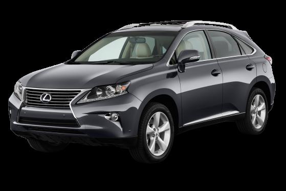 مشخصات فنی لکسوس RX - نسل سوم facelift