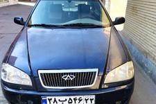 خرید خودرو چری ویانا - 1390