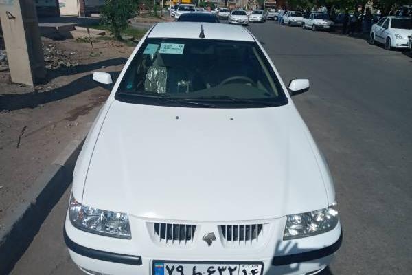 خرید خودرو سمند LX ساده - 1398
