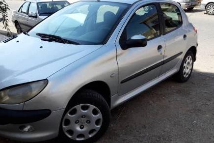 خرید خودرو پژو 206 تیپ 3 - 1388