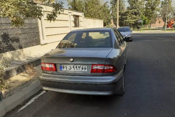 خرید خودرو سمند سریر - 1389