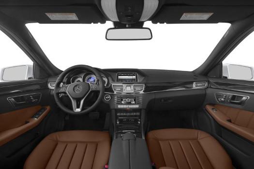 مشخصات فنی بنز E کلاس - W212 facelift