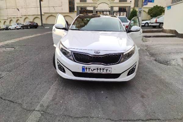 خرید خودرو کیا اپتیما ساده - 2014