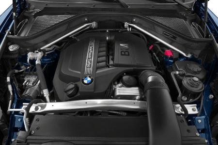 مشخصات فنی بی ام و X6 - E71
