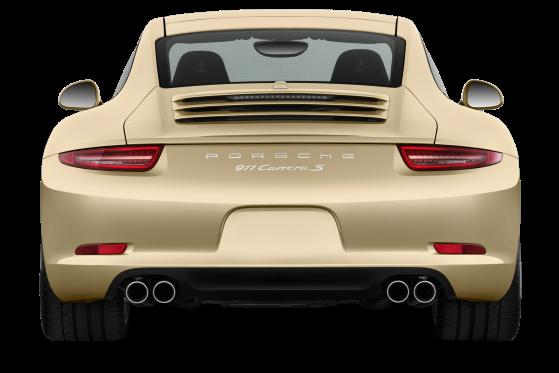 مشخصات فنی پورشه 911 - سری 991 کوپه
