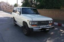 خرید خودرو تویوتا لندکروزر  6 سیلندر 4.2 - 1982