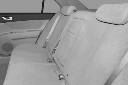 مشخصات فنی هیوندای سوناتا - NF