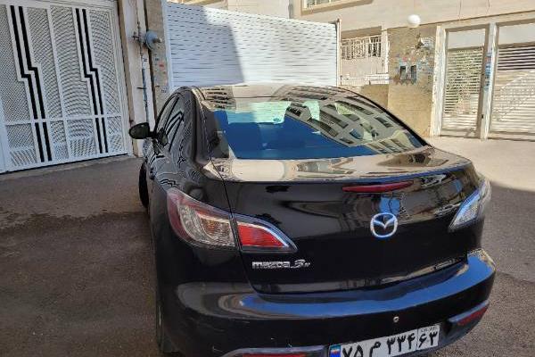 خرید خودرو مزدا 3 تیپ 1 جدید - 1390