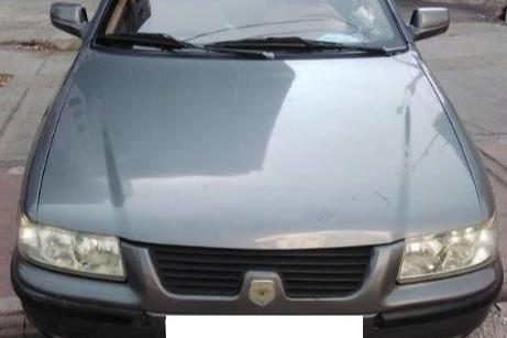 خرید خودرو سمند X7 - 1386