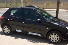 خرید خودرو پژو 206 تیپ 2 - 1400