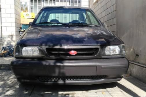 خرید خودرو پراید صندوق دار ساده بنزینی - 1380