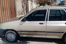 خرید خودرو پراید صندوق دار ساده بنزینی - 1385