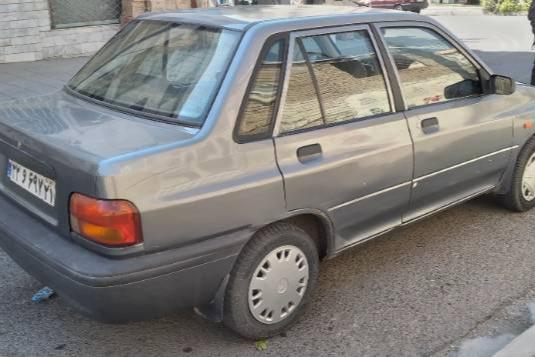 خرید خودرو پراید صندوق دار ساده بنزینی - 1389
