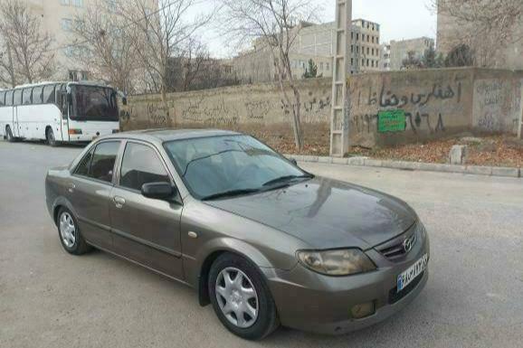 خرید خودرو مزدا 323 تیپ 5 - 1385