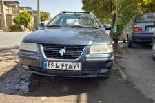 خرید خودرو سمند SE - 1391