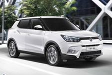 خرید خودرو سانگ یانگ تیوولی مونتاژ - 1400