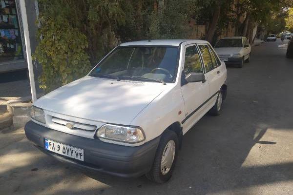 خرید خودرو پراید صندوق دار ساده بنزینی - 1387