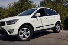 خرید خودرو سانگ یانگ اکتیون لاکچری - 2014