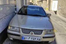 خرید خودرو سمند X7 - 1383