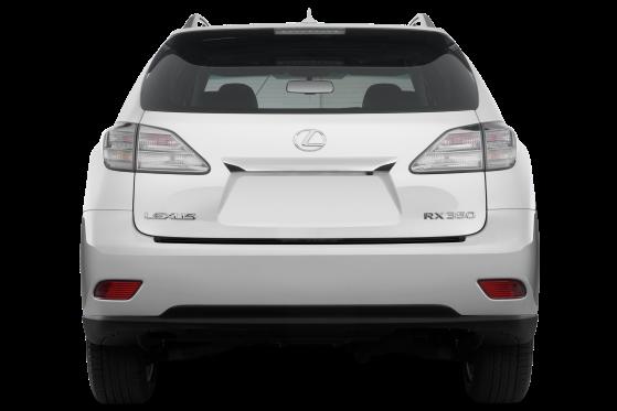 مشخصات فنی لکسوس RX - نسل سوم