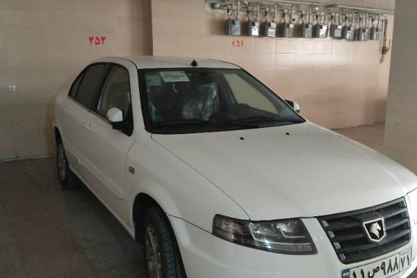 خرید خودرو سمند سورن پلاس - 1400