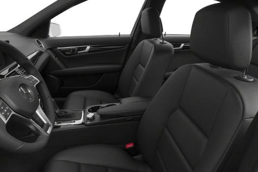مشخصات فنی بنز C کلاس - W204 facelift