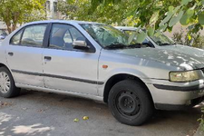 خرید خودرو سمند X7 - 1384