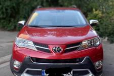 خرید خودرو تویوتا راو 4 دو دیفرانسیل - 2014