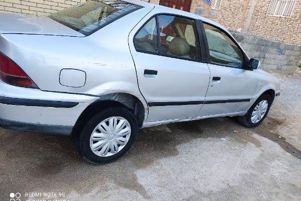 خرید خودرو سمند EL بنزینی - 1384
