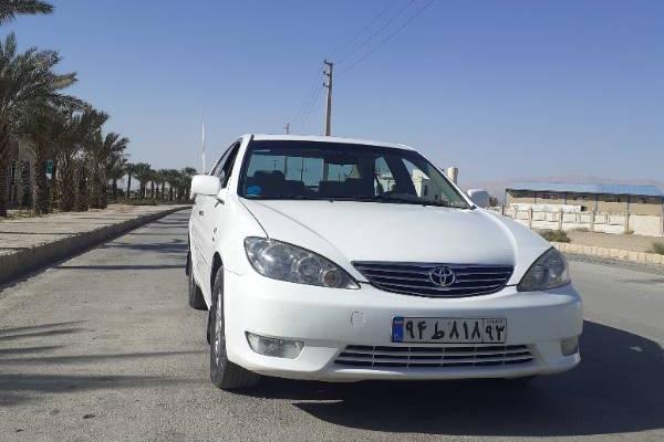 خرید خودرو تویوتا کمری GLI - 2006