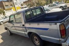 خرید خودرو مزدا وانت دو کابین بنزینی - 1387