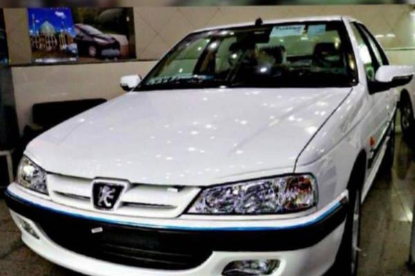 خرید خودرو پژو پارس ELX XUM - 1400