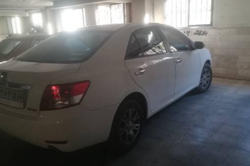 خرید خودرو زوتی S300 - 1397