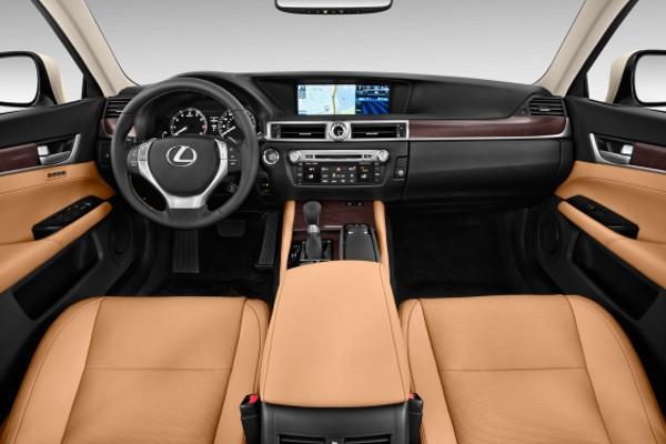 مشخصات فنی لکسوس GS - نسل چهارم