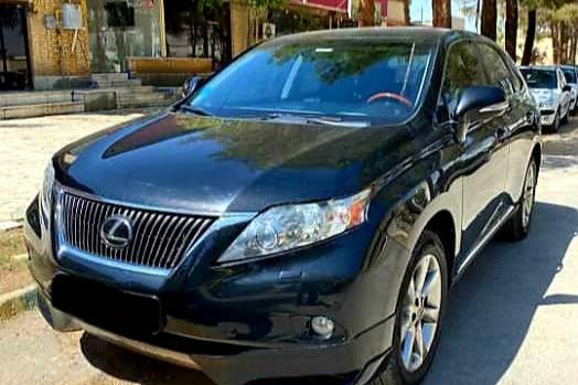 خرید خودرو لکسوس RX 350 - 2011
