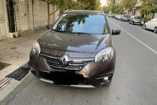 خرید خودرو رنو کولئوس - 2015