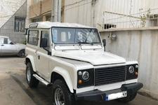 خرید خودرو پاژن SUV - دو در - 1376