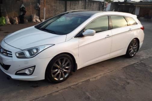 خرید خودرو هیوندای i40 استیشن - 2015