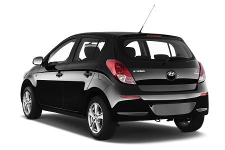 مشخصات فنی هیوندای i20 - نسل اول facelift