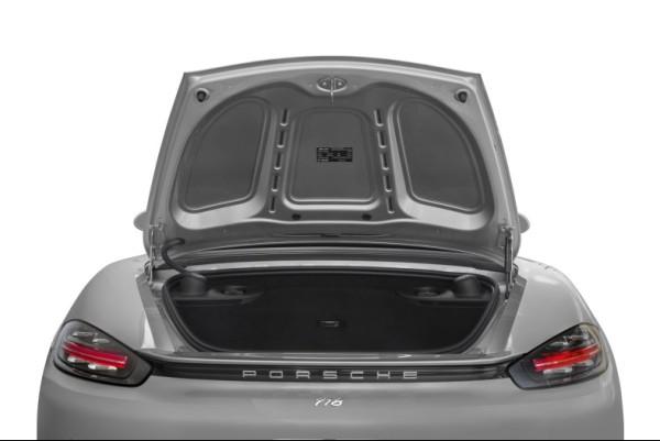 مشخصات فنی پورشه باکستر - نسل چهارم (718)