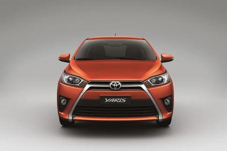 مشخصات فنی تویوتا یاریس هاچ بک - نسل سوم facelift