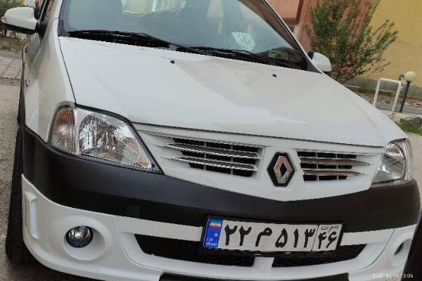 خرید خودرو رنو تندر 90 پارس - 1394