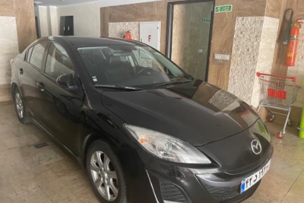 خرید خودرو مزدا 3 تیپ 3 جدید - 1390