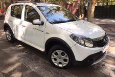 خرید خودرو رنو ساندرو استپ وی اتوماتیک - 1396