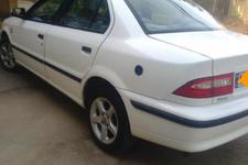 خرید خودرو سمند LX EF7 دوگانه سوز - 1396