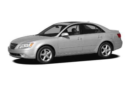 مشخصات فنی هیوندای سوناتا - NF facelift
