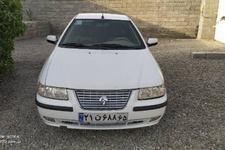 خرید خودرو سمند LX EF7 بنزینی - 1395