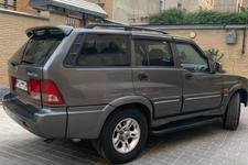 خرید خودرو سانگ یانگ موسو 3200 اتوماتیک - 1386